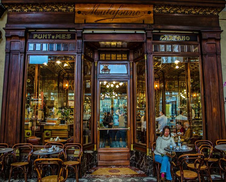 Caffè Mulassano in Turin