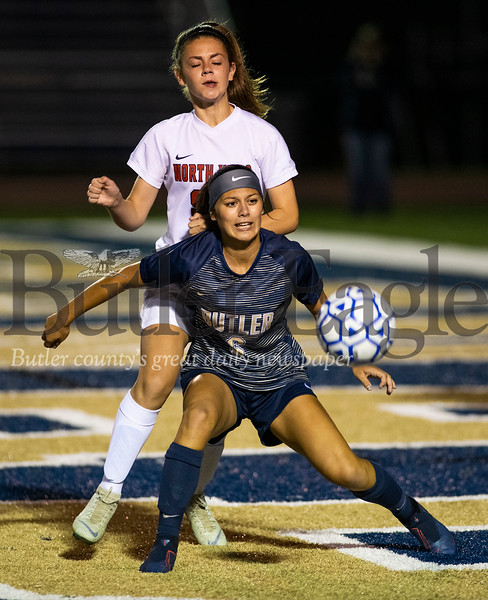 BUTLER VS NORTH HILLS SOCCER
