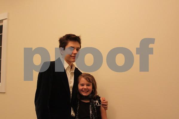 Magician Dalton Stout and Zoie Stout - February 2011