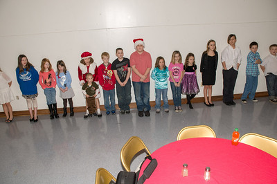 Harvest 2012 Christmas Party