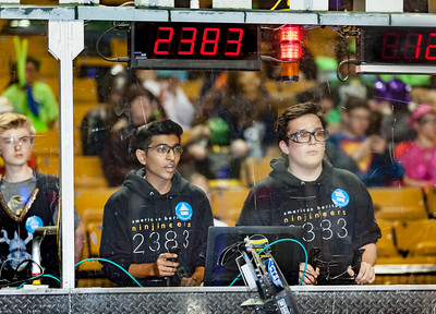 FIRST Robotics Orlando Regional 2016