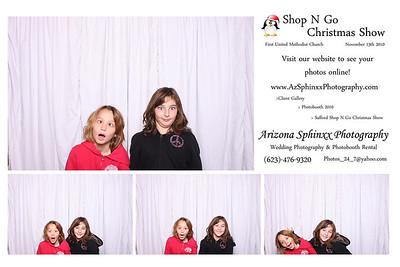 Safford Shop N Go Christmas Show - November 13th 2010