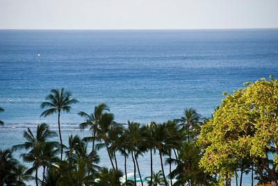 Hawaii: 4-20 April, 2008