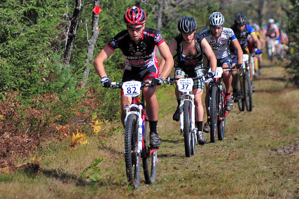 Sep 18 2010 - Revenge STP Trail