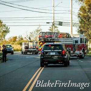 MVA With Injuries - Lordship Blvd Stratford CT - 10/14/20