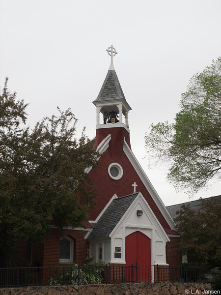 St. Luke's Episcopal Church, Buffalo, Wyoming