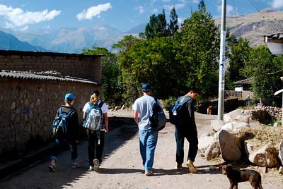2013 Service Trip: Machu Picchu, Cusco
