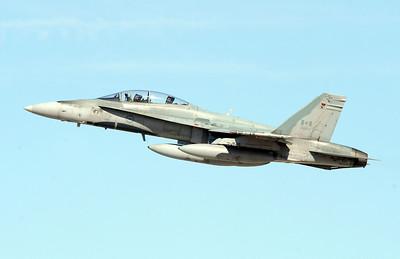 Royal Canadian Air Force RF-18 Hornet