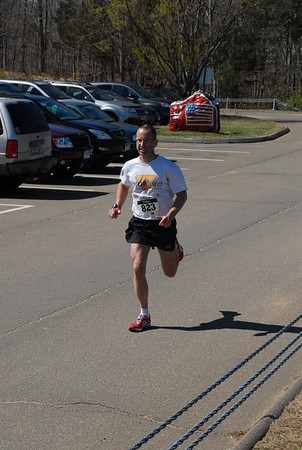 April Fools 2012 - 10.2 mile Finish