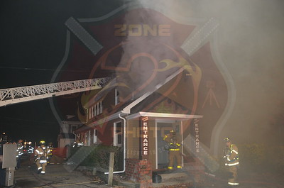 Bay Shore F.D. Signal 13 91 Howells Rd. (2nd Time) 11/18/14