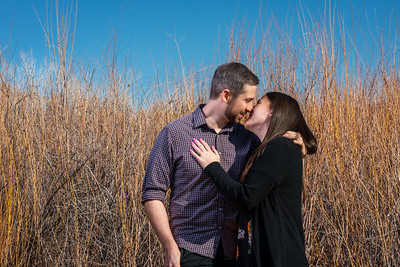 Bosque Corrales New Mexico Spring Engagement Session