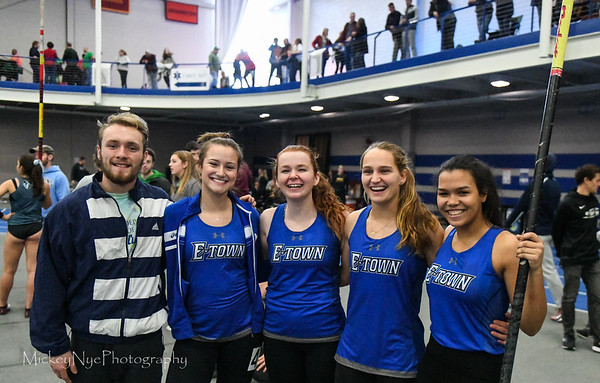 2020 Etown Track and Field