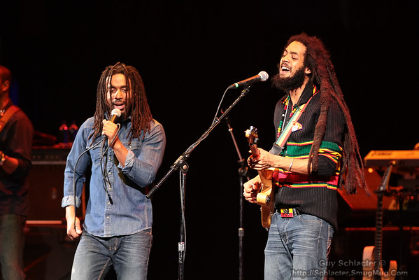 The Wailers 2015 Genesee Theatre