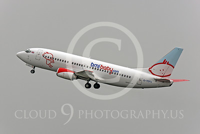 BMI Airline Boeing 737 Airliner Pictures