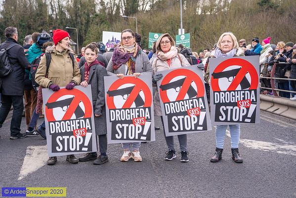 25/01/20-Drogheda #StandingTogether Rally