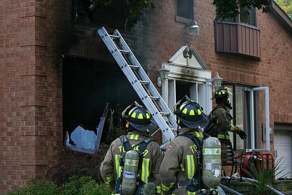 October 3, 2010 - 2nd Alarm - 3941 Bloor St. West
