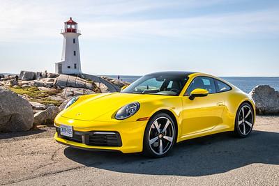 Porsche Canada 992 Nova Scotia