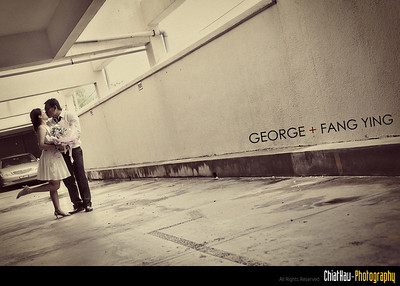 Fang Ying & George ROM @ 210309