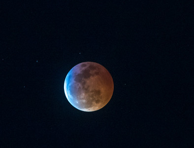 Red Moon/Eclipse