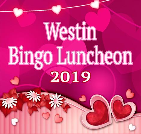 Westin Valentines Bingo 2019