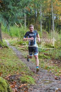 Coed y Brenin Trail Duathlon - Bach Run Lap 1 at 4kM