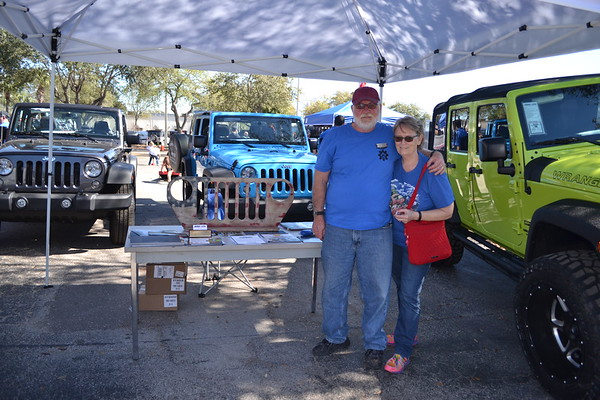Jerry Ulm Saturday Jeep Festival