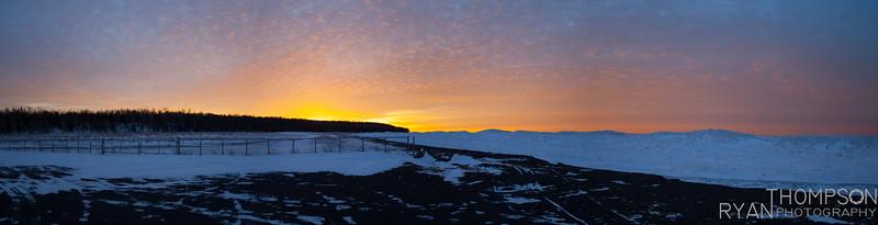 Breakers Sunset