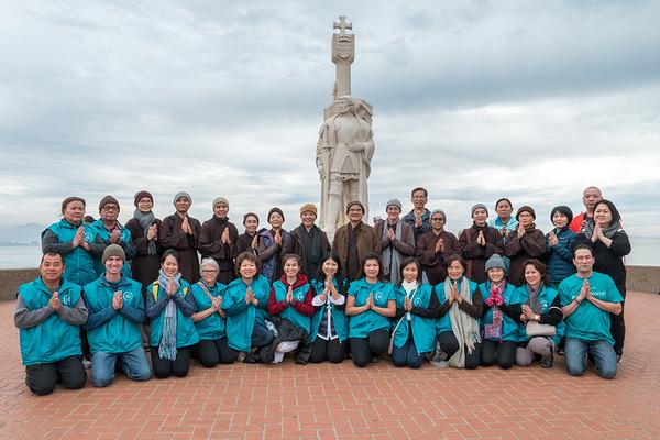 Thiền Sinh Tour San Diego