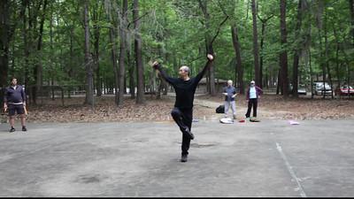 Shaolin Tonfa