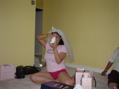 Arlene's Bridal Shower - July 2003