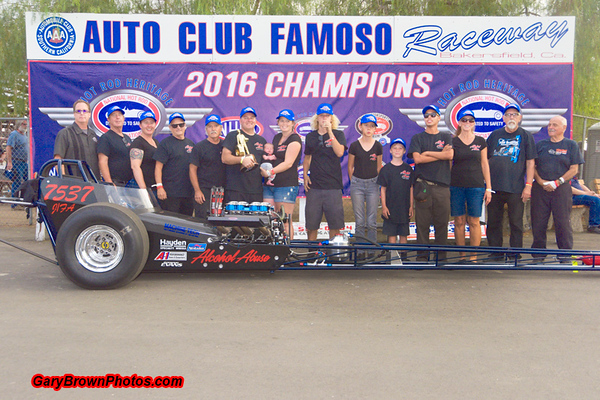 Sunday Winners Circle  California Hot Rod Reunion  2016