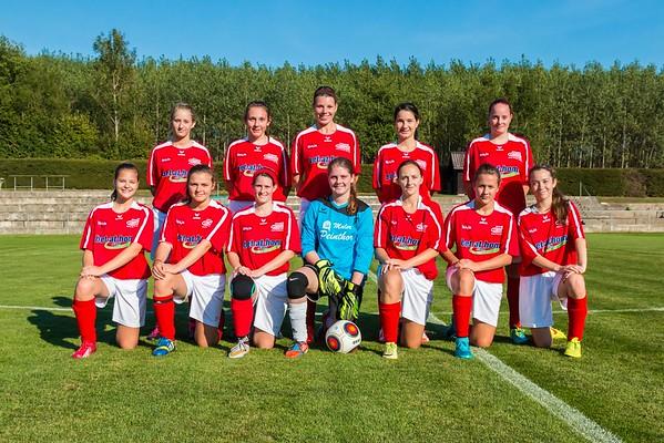 FC Pinggau-Friedberg Damenmannschaft