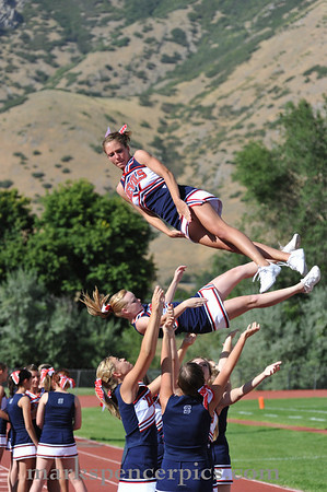 Cheerleaders 2010-11