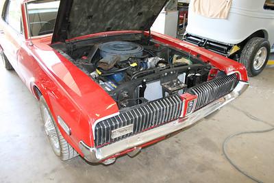 1968 Mecury Cougar