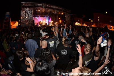 Cock Sparrer - Punk Rock Bowling 2011 Music Festival - Fremont Street - Las Vegas, NV - May 30, 2011