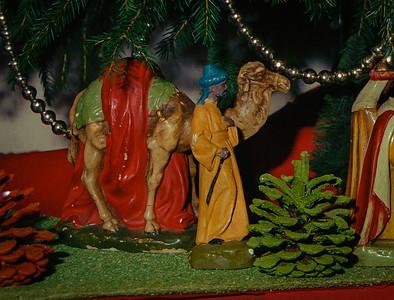 Kerstmis 1987 - kegelen en diner