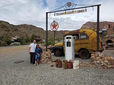 5-16-19 Eldorado Canyon ATV/RZR & Goldmine Tour