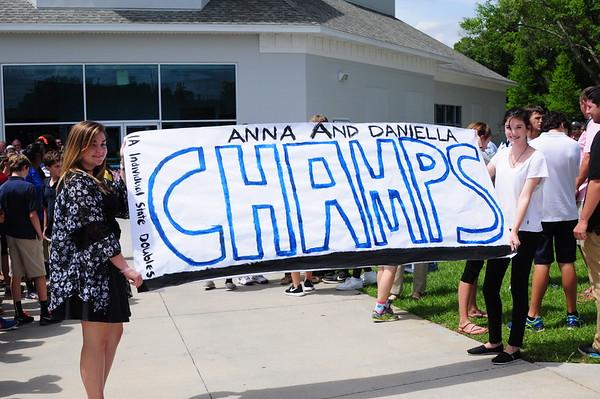 State Champs Celebration