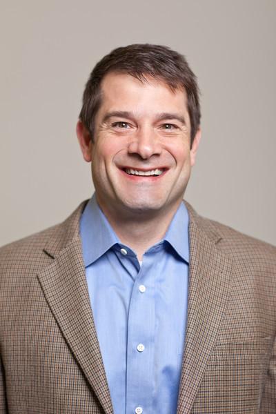 Corporate Headshots: Brian W.