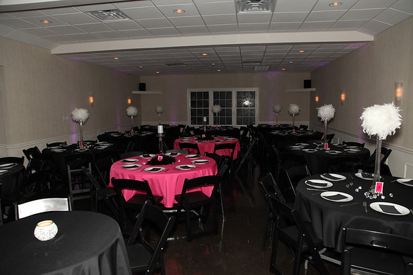 Wedding Reception in North Carolina 12-9-11