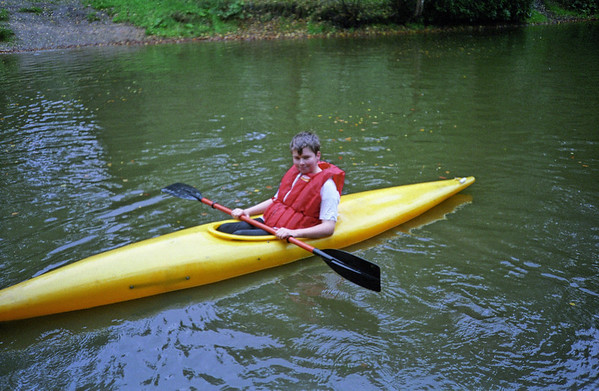 District Canoe Slalom