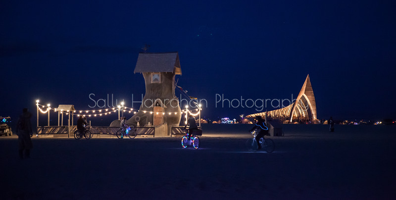 Storied Haven~Burning Man 2015