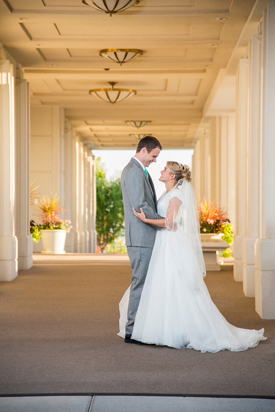 Formals - Rexburg Temple Wedding