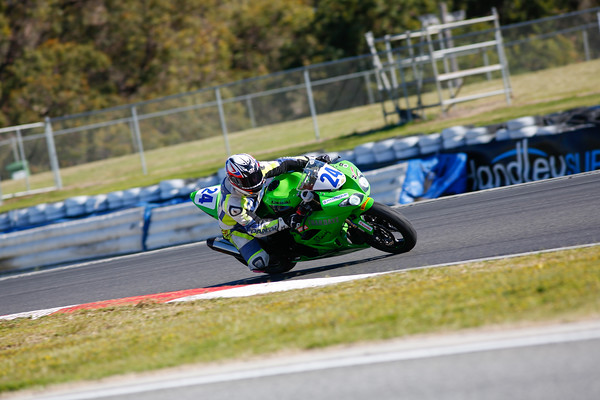 Round 3 Supersport