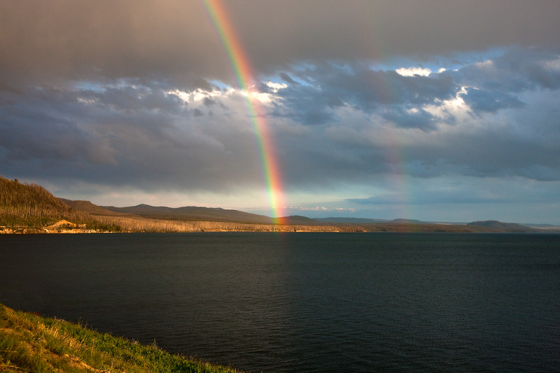 Lake Yellowstone Rainbow 16x24.jpg