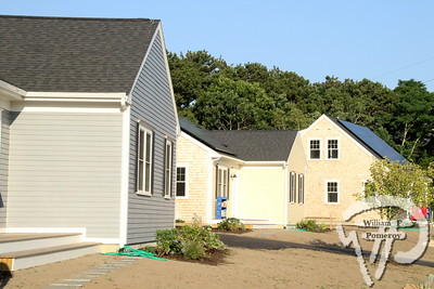HABITAT FOR HUMANITY — five homes — Brewster, MA 8 . 7 - 2018