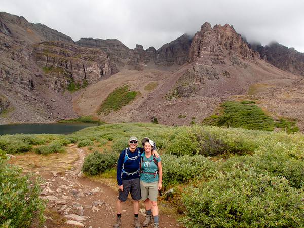 Hike to Cathedral Lake