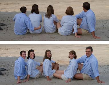 Elinski Family 2010