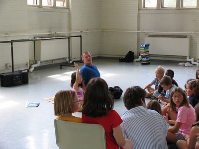 Cinderella Arts Share Camp