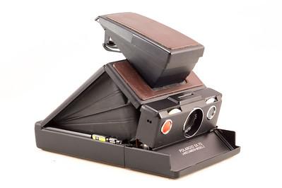 Polaroid SX-70 Model 2, 1974